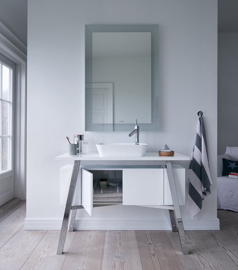 philippe starck designs cape cod bathroom range for duravit