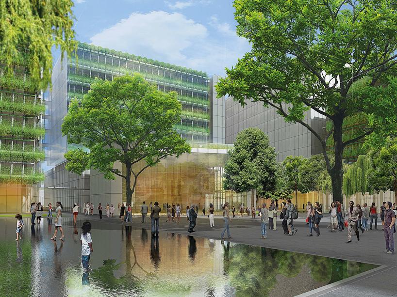 JNBY's Hangzhou Headquarters By Renzo Piano Building Workshop