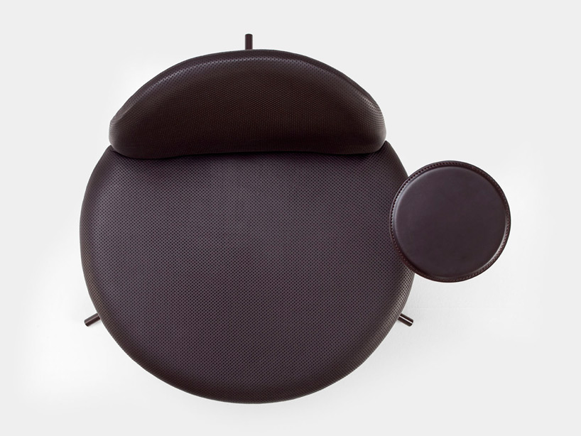 richard huttens satellite chair for OFFECCT designed for