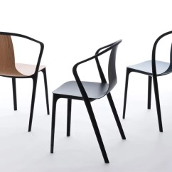Fabric Chair Covers To Buy Ergonomic Store Near Me Ronan + Erwan Bouroullec Debut Belleville Collection For Vitra