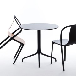 Kitchen Tables Art Van Outdoor Bbq Kits Ronan + Erwan Bouroullec Debut Belleville Collection For Vitra