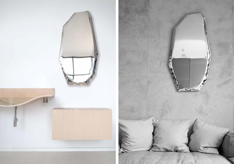 Unusual Mirrors For Bathrooms