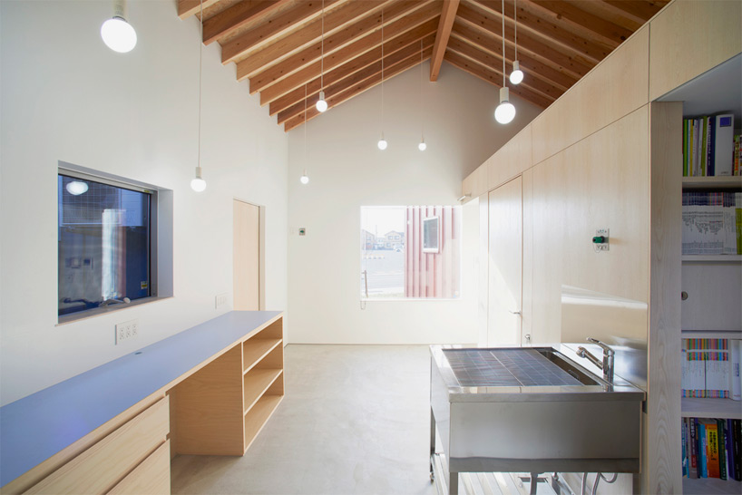 A Cluster Of Gabled Volumes Comprises Roote S Animal Hospital