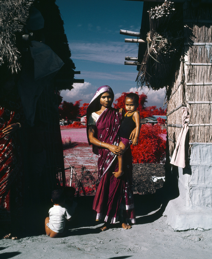 Ed Thompson Reveals The Unseen Through Infrared Photography