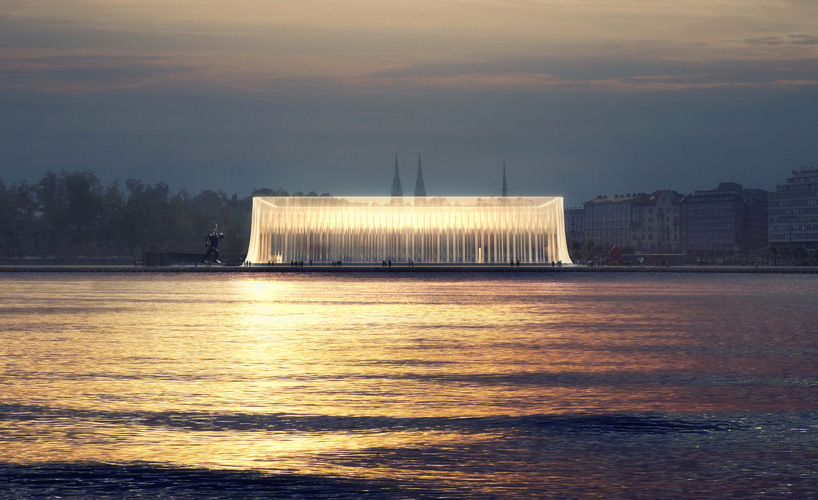 Six Guggenheim Helsinki Contestants Refine Designs