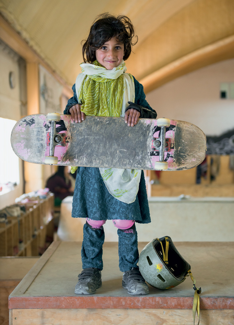 jessica fulforddobson tells the story of skate girls of kabul