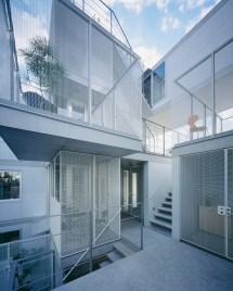 Japanese Apartment Building