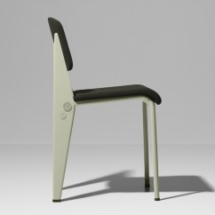 Prouve Standard Chair Rentals Las Vegas Vitra And G-star Raw Present Prouvé Office Edition