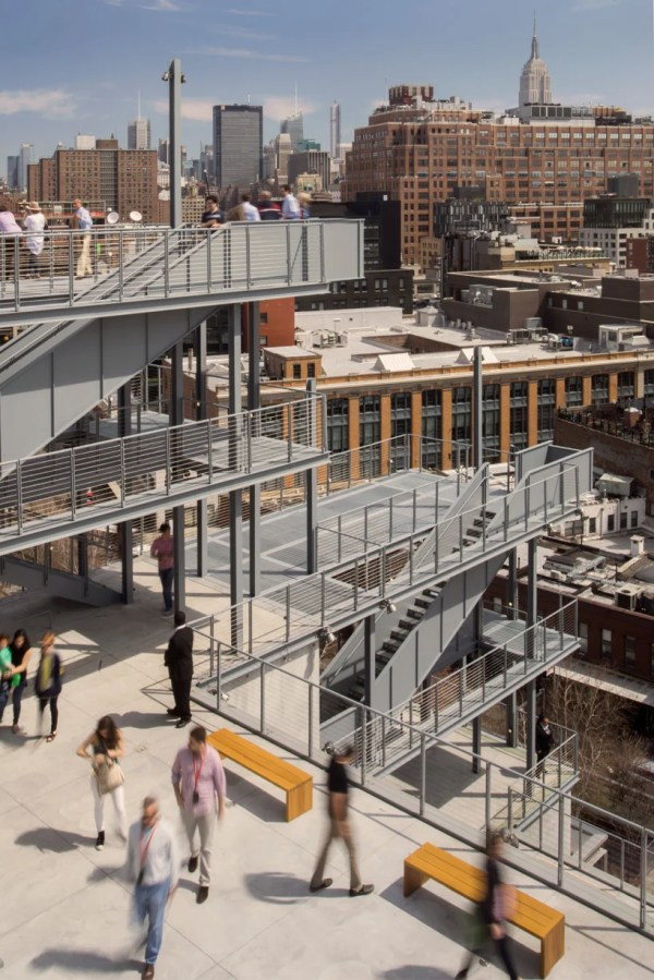 Whitney Museum Renzo Piano Opens In York