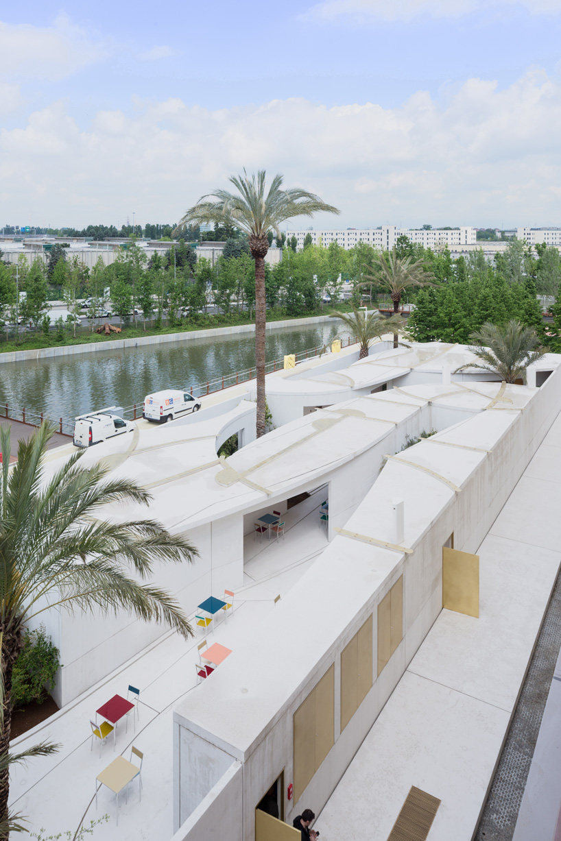 bahrain pavilion presents archaeologies of green at expo 2015