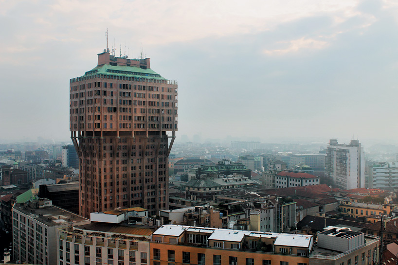 carlo berizzi compiles an architectural guide to milan