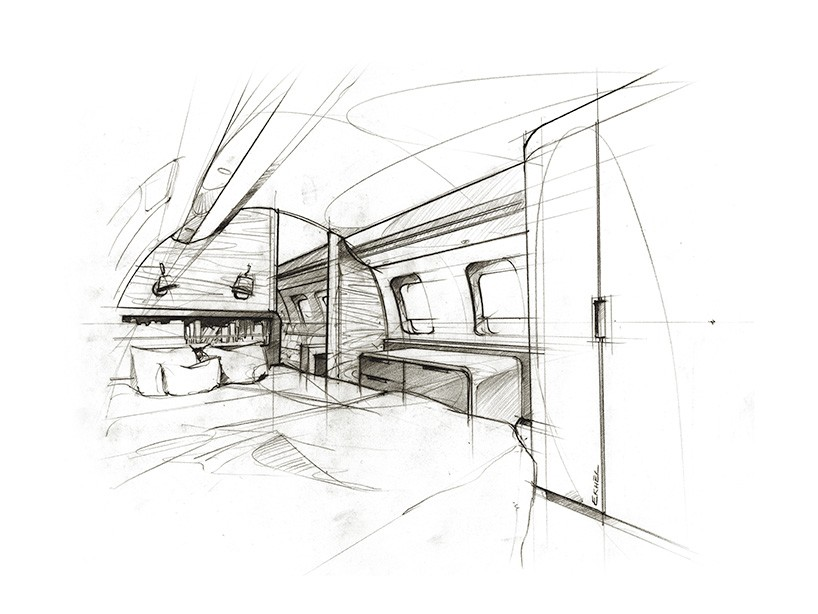 interview with timothy fagan, designer at bombardier