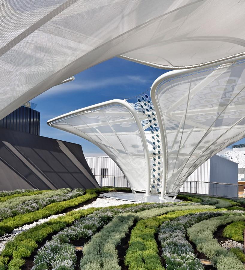 belectric showcases future solar tech for german pavilion