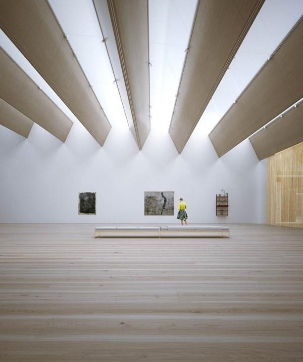 Moreau Kusunoki' Charred Timber Scheme Chosen