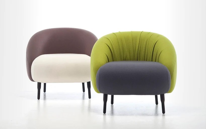 to buy sofa in london corner with 2 chaises nigel coates' bump for l'abbate offers voluptuous comfort