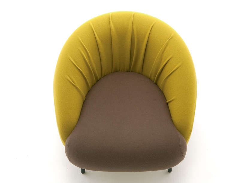 to buy sofa in london latest designs 2018 india nigel coates' bump for l'abbate offers voluptuous comfort