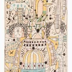 Bernhardt Furniture Sofa Braxton Culler Bedford Jaime Hayon Reinterprets Afghan And Japanese Folklore For ...