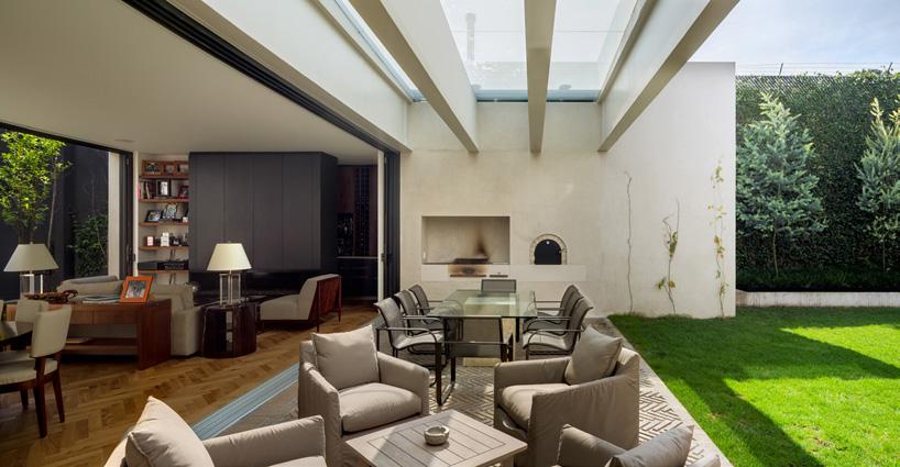 casa jardin 58 in mexico city by DCPP architects