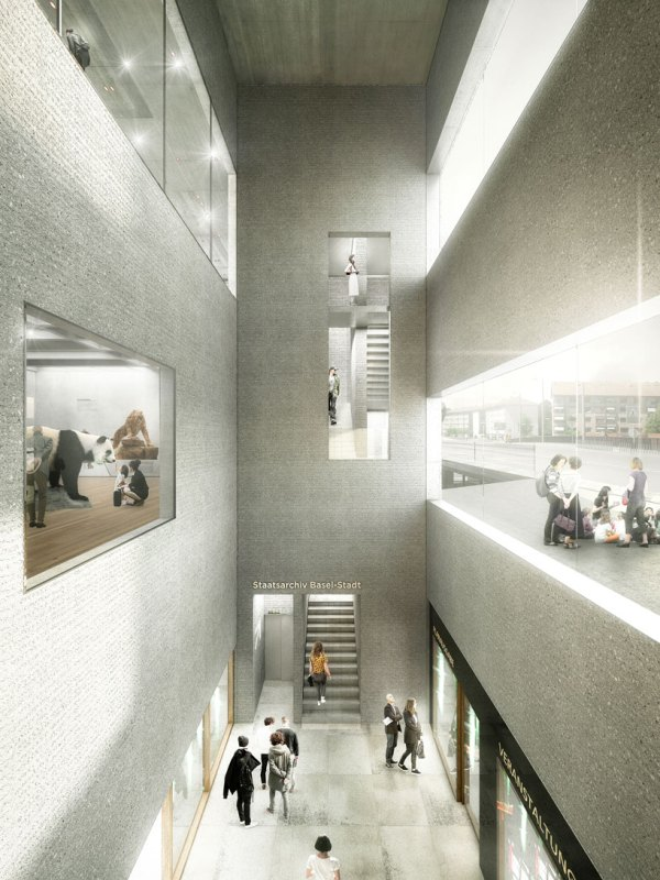 Em2n Chosen Build Basel' Museum Of Natural History And