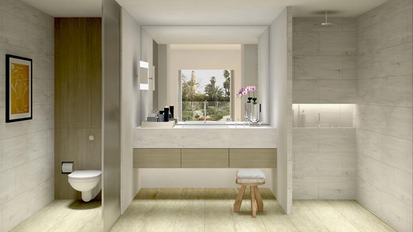 john pawson  ramy gill redesign W hotel in tel aviv