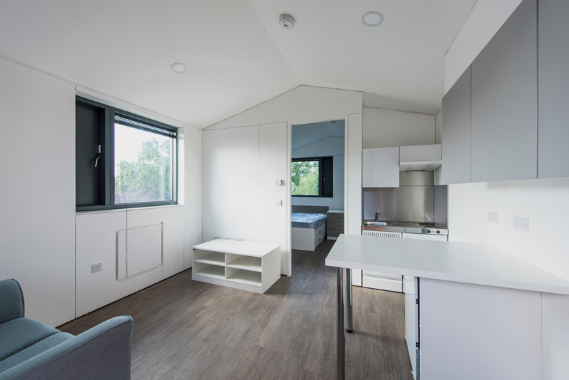 RSHPs modular Ycube housing scheme for the YMCA opens