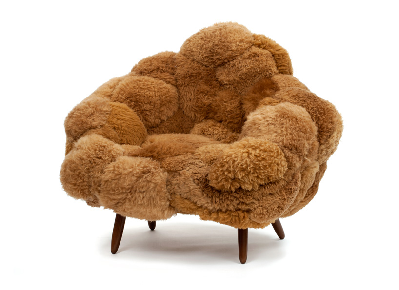 friedman benda presents artisanal living room by the