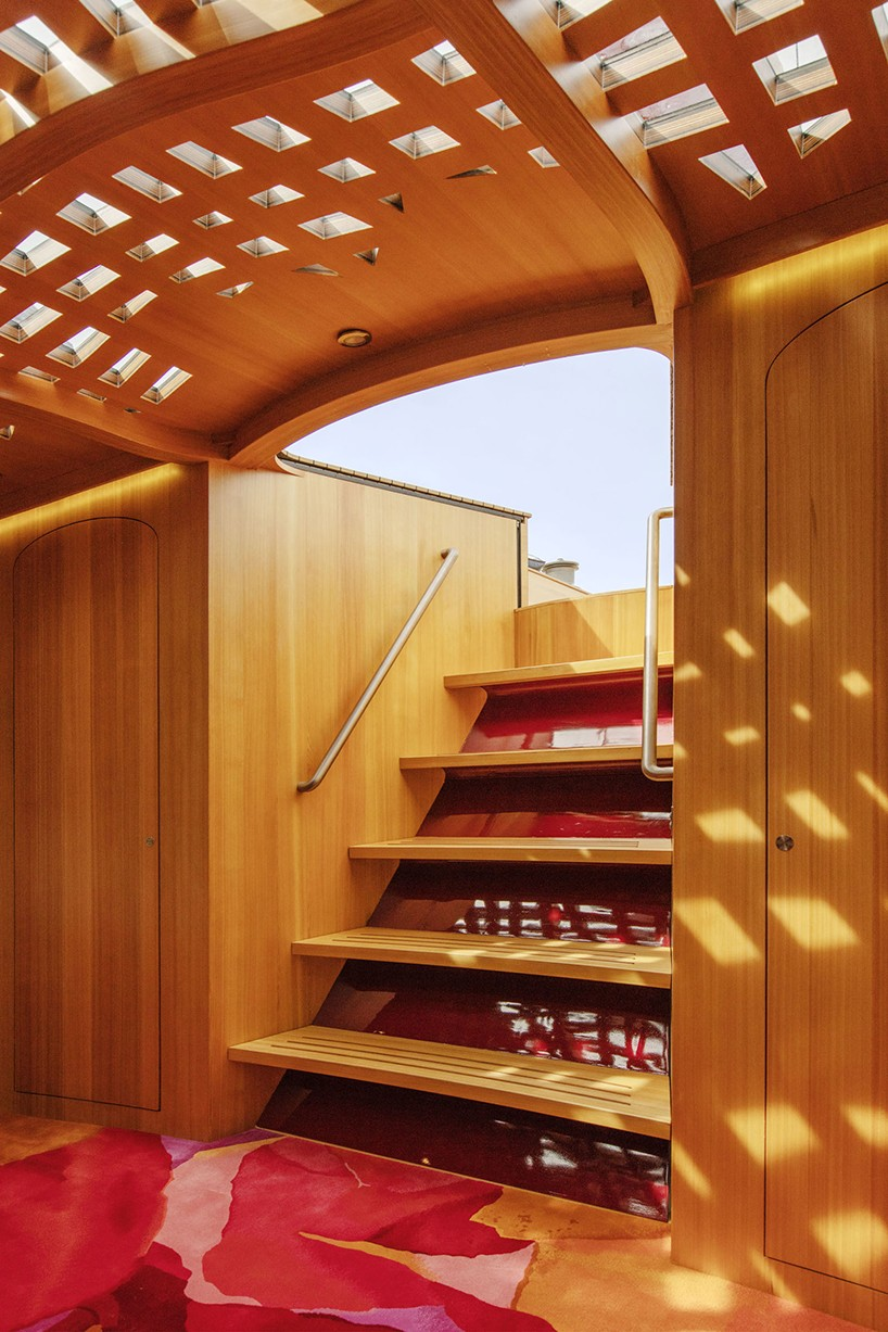 Frank Gehry Designs His First Wood Clad Sailboat With Germn Frers