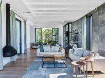 ofist designs stylish, mediterranean interior for Y house ...