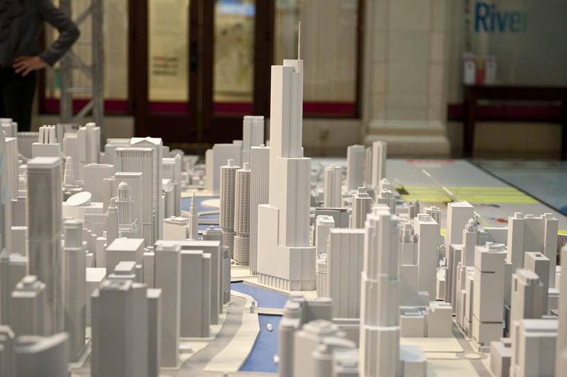 Studio Visit Designboom Tours SOM's Chicago Headquarters