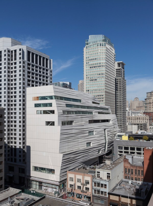 Snhetta' Sfmoma San Francisco Set Open In 2016