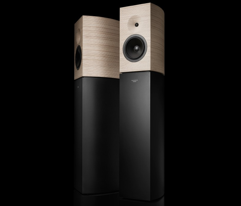 jean nouvel codesigns amadeus latest highend philharmonia speakers