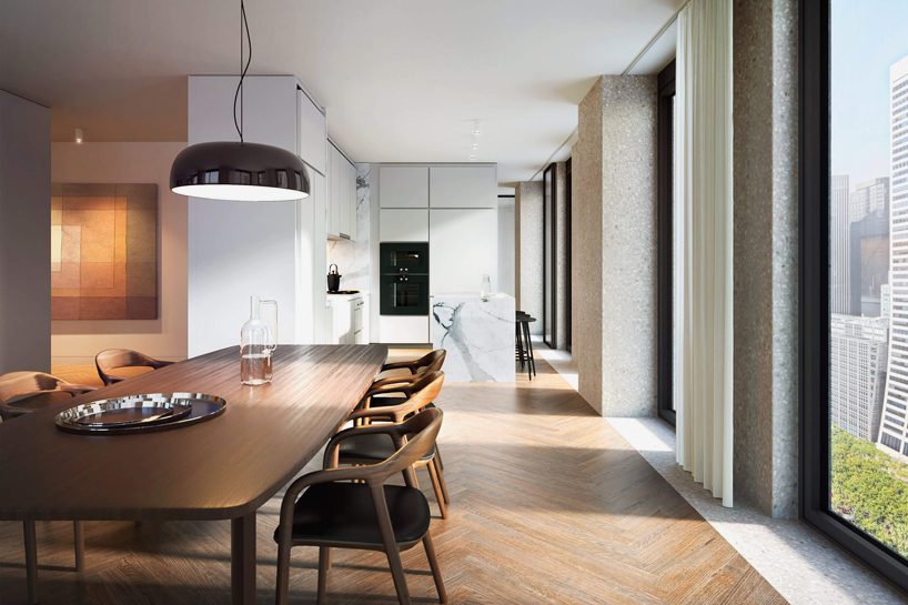 Inside The Bryant Tower In New York By David Chipperfield