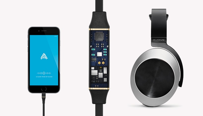 audezes headphones use apples lightning cable to play