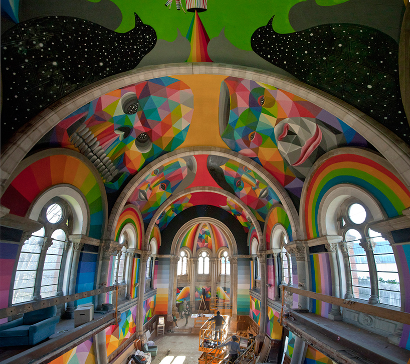 okuda-san-miguel-paints-colorful-mural-within-converted-church's-indoor-skate-park-designboom-15