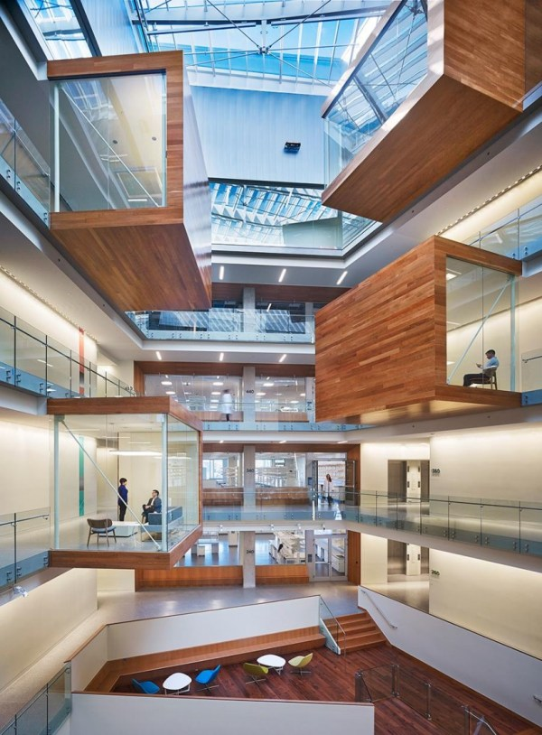 Architecture Firm Interior Design