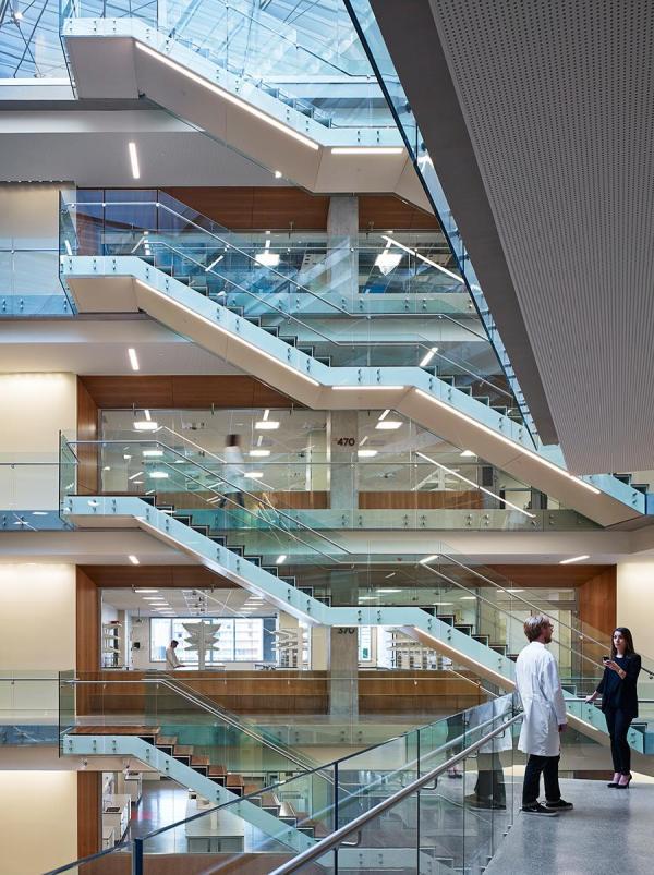 Allen Institute Facility In Seattle Perkins