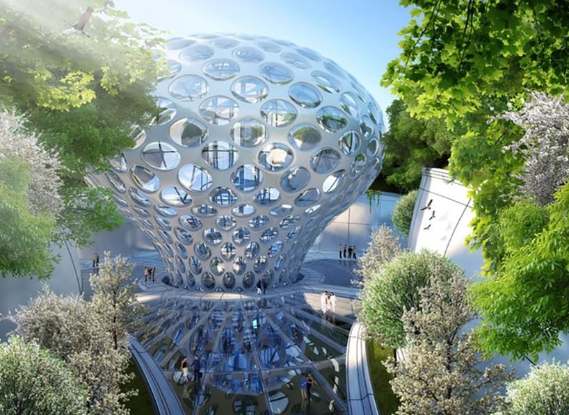 vincent callebaut architectures aequorea designboom