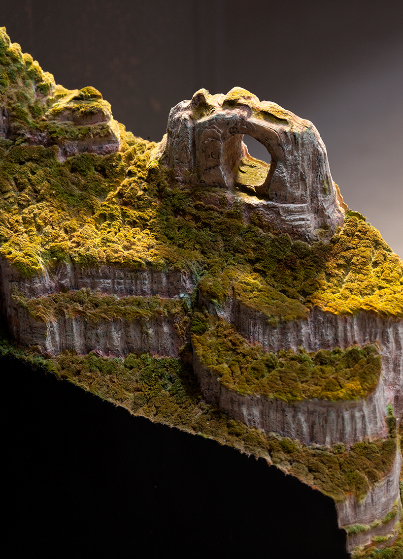 Guy Laram 233 E Carefully Carves Brazil S Lush Landscape Into