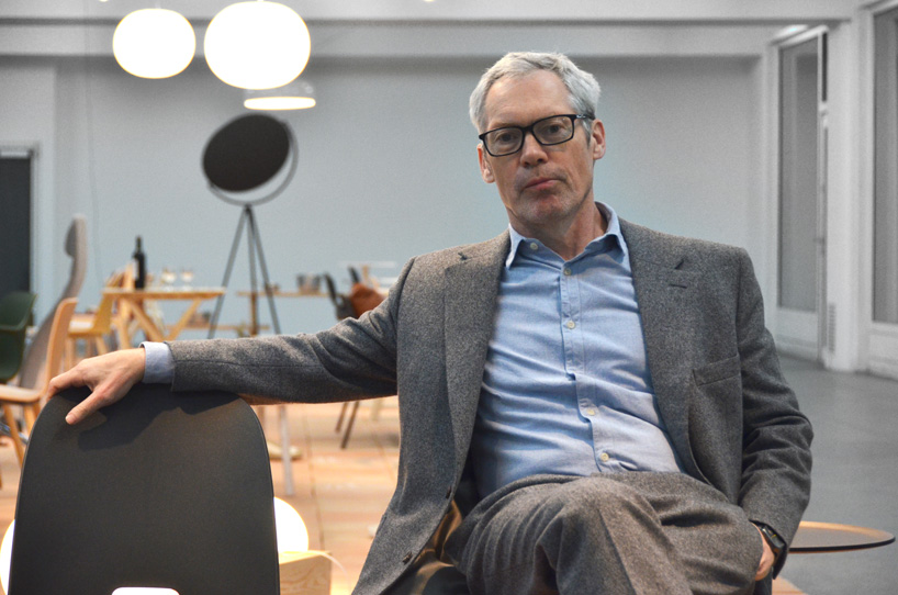 ikea stool chairs oversized outdoor chair cushions interview with jasper morrison, a&w designer of the year 2016 at imm cologne