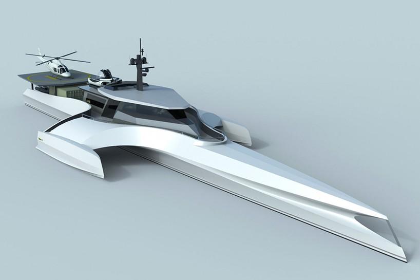origin 575  xplore 70 remodel explorer yacht design with