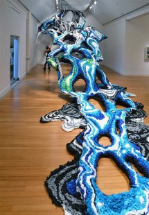 Crystal Wagner Infills Virginia Moca With Flood Of Party
