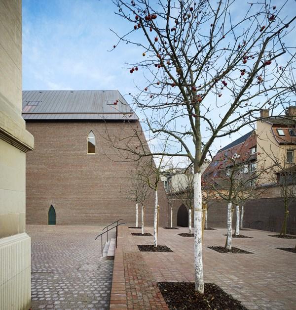 Herzog & De Meuron Renovates Colmar' Mus Unterlinden