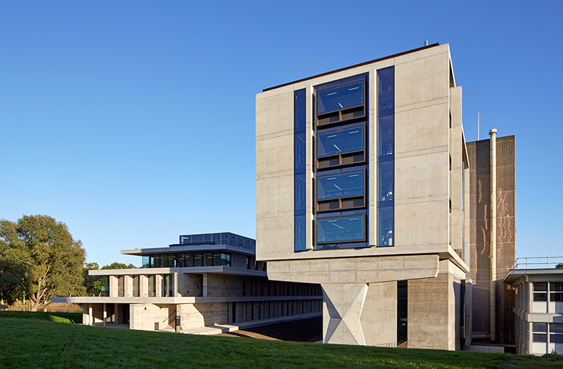 patel taylor adds two buildings to essex university campus
