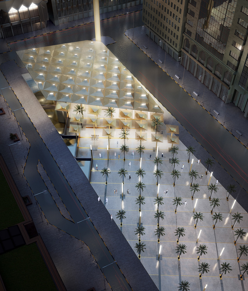 ALAs Mosque Design For Abu Dhabi To Be A Light Filled
