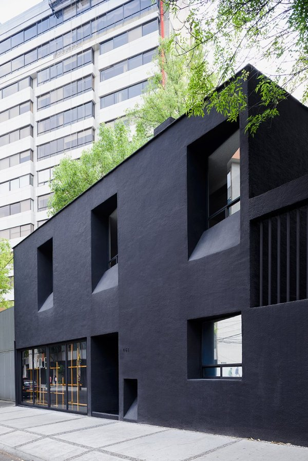 Troquer Fashion House In Mexico City Zeller & Moye