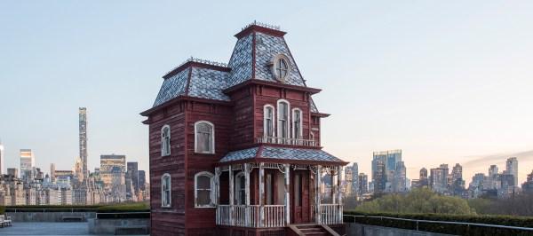 Roof Garden Metropolitan Museum of Art