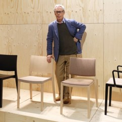 Jasper Chair Company Wooden Beach Chairs Japser Morrison's Formal And Functional 'duos' Collection For Andreu World