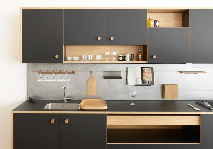 jasper morrison unveils first kitchen design with LEPIC