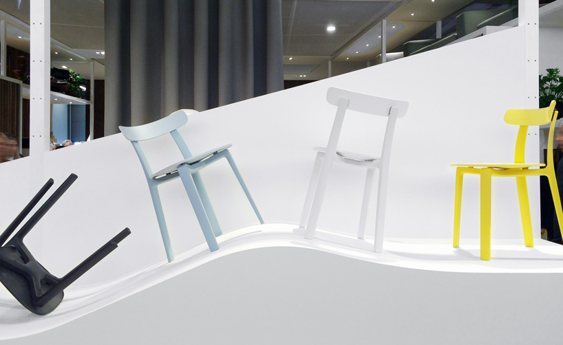 jasper morrison collection for VITRA introduces all