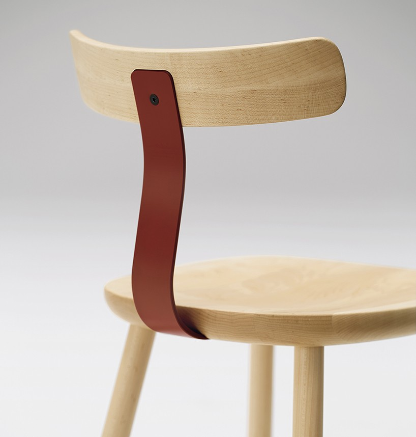 maruni presents jasper morrison curated exhibition chairs